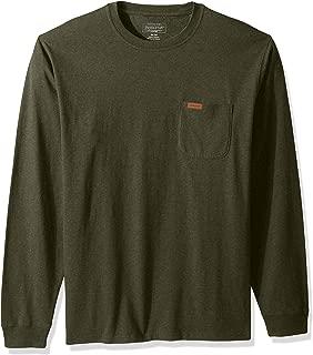 Men's Long Sleeve Deschutes Pocket T-Shirt