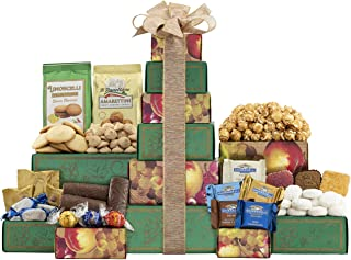 Wine Country Gift Baskets, Chocolate and Sweets Tower by, ghirardelli