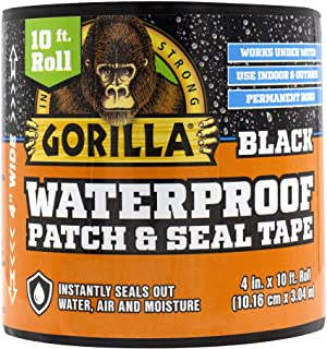 Gorilla Waterproof Patch & Seal Tape 1 - Pack 4612502 1