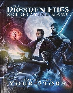 Dresden Files RPG: Core Rulebook Volume 1 - Your Story by Leonard Balsera (27-Jul-2010) Hardcover