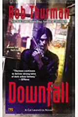 Downfall (Cal Leandros Book 9) Kindle Edition