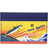 Paul Smith - Tuna Mackerel Card Case