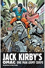 Jack Kirby's O.M.A.C.: One Man Army Corps (OMAC (1974-1975)) Kindle Edition