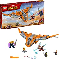 LEGO Marvel Super Heroes Avengers: Infinity War Thanos: Ultimate Battle 76107 Guardians of the...