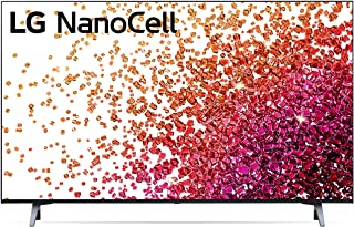 "LG 43NANO75UPA Alexa Built-in NanoCell 75 Series 43"" 4K Smart UHD NanoCell TV (2021)"
