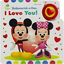 Disney Baby Mickey and Minnie Mouse - Skidamarink-a-Doo, I love You! Sing-a-Long Sound Book - PI Kids