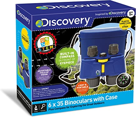 Kids Binoculars With Carry Case