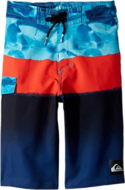 Quiksilver Kids - Blocked Resin Camo 14
