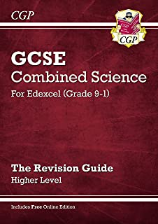 Grade 9-1 GCSE Combined Science: Edexcel Revision Guide with Online Edition - Higher