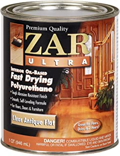 ZAR 33912 Oil Based Polyurethane Wood Finish, QT