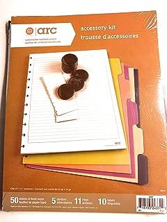ARC Accessory Kit - Customizable Notebook System