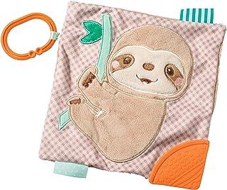 Douglas Baby Stanley Sloth Plush Activity Blankee Soft Toy