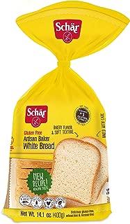 Schar Gluten Free Artisan Baker White Bread, 14.1 Ounce