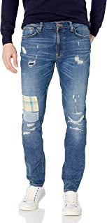 Nudie Unisex Lean Dean Out Of The Blue Jeans
