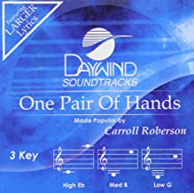 One Pair Of Hands Accompaniment/Performance Track