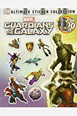 Guardians of the Galaxy Ultimate Sticker Collection Paperback