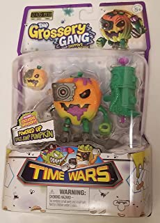 Grossery Gang The Time Wars Action Figure - Space Jump Pumpkin