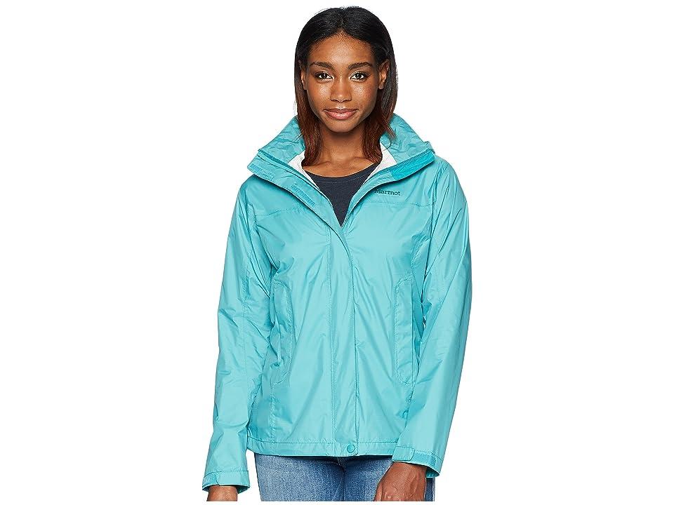 Marmot PreCip(r) Jacket (Teal Tide) Women