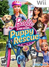 Barbie and Her Sisters: Puppy Rescue - Wii