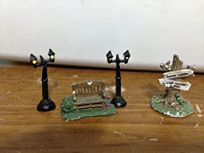 Liberty Falls Miniature Pewter Accessory Set; AH50 from The Ameriana Collection