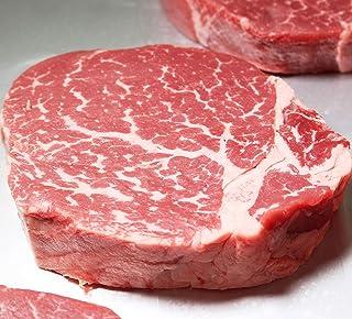 豊西牛ヒレステーキ用 (140g) トヨニシファーム 赤身肉 国内産 北海道十勝産 贈り物