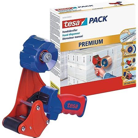 tesa 6400 Packband Handabroller Packbandabroller Klebebandabroller Comfort Menge:1