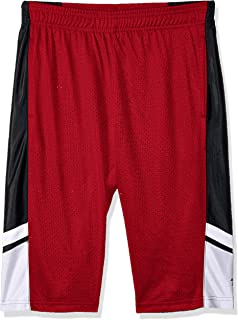 Southpole Boys' Big Basic Basketball Mesh Shorts