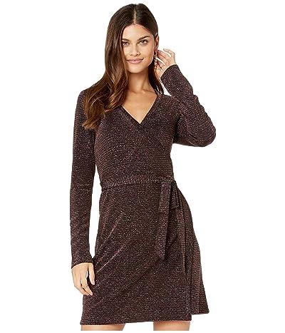 Paige Lucielle Wrap Dress (Multi) Women