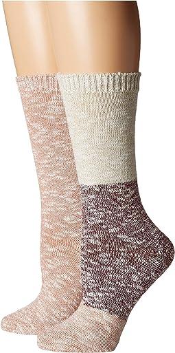 2-Pack Boot Socks