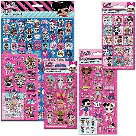 Surprise Sticker Pack