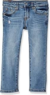 7 For All Mankind Kids Boys' Little Paxtyn Skinny Jean, Airweft Desert Warrior, 4
