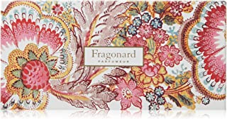 Flower Set of 4 Guest Soaps 4 x 50 g by Fragonard Parfumeur