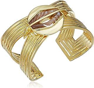 Noir Jewelry Lost Moments Cuff Bracelet