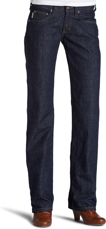 Carhartt Women's Modern Fit Jean Straight Leg