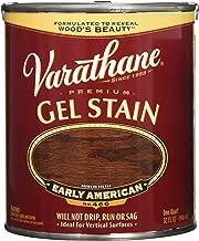 Varathane 224492H Premium Gel Stain, Quart, Early American