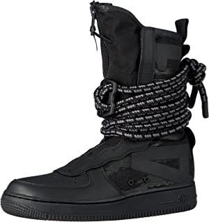 1afcc6444ec Nike Mens SF Air Force 1 High Premium Boots