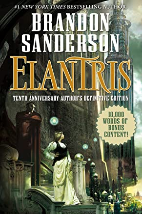 Elantris: Tenth Anniversary Author's Definitive Edition (English Edition)