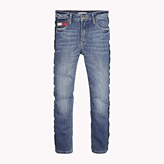 TOMMY HILFIGER Kids Relaxed Cropped Jeans