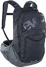 Evoc Trail Pro 16 zwart/grijs L/XL MTB rugzak met bescherming volwassenen unisex