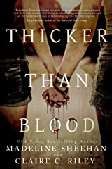 Thicker than Blood Kindle Edition