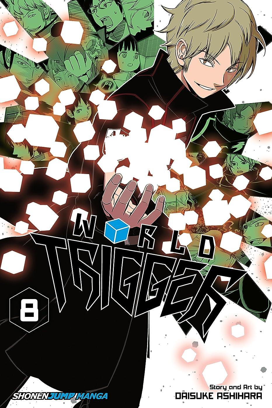 超えてご予約スポンサーWorld Trigger, Vol. 8 (English Edition)
