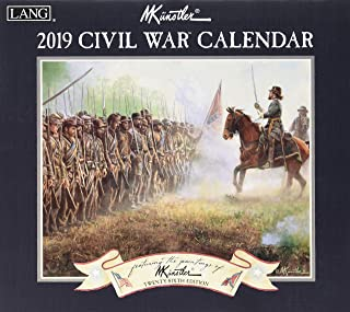 Civil War 2019 Calendar: Includes Free Download