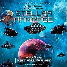 Stellar Rampage: Mission 10 (Black Ocean: Astral Prime)