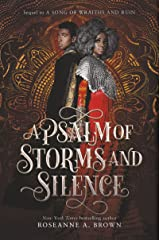 A Psalm of Storms and Silence Kindle Edition
