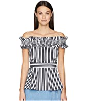 Kate Spade New York - Candy Stripe Top