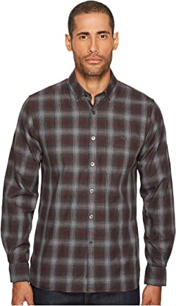 Todd Snyder - Plaid Flannel Button Down Shirt