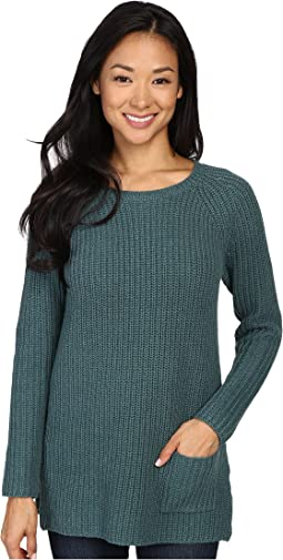 Cotton Cashmere Pocket Tunic