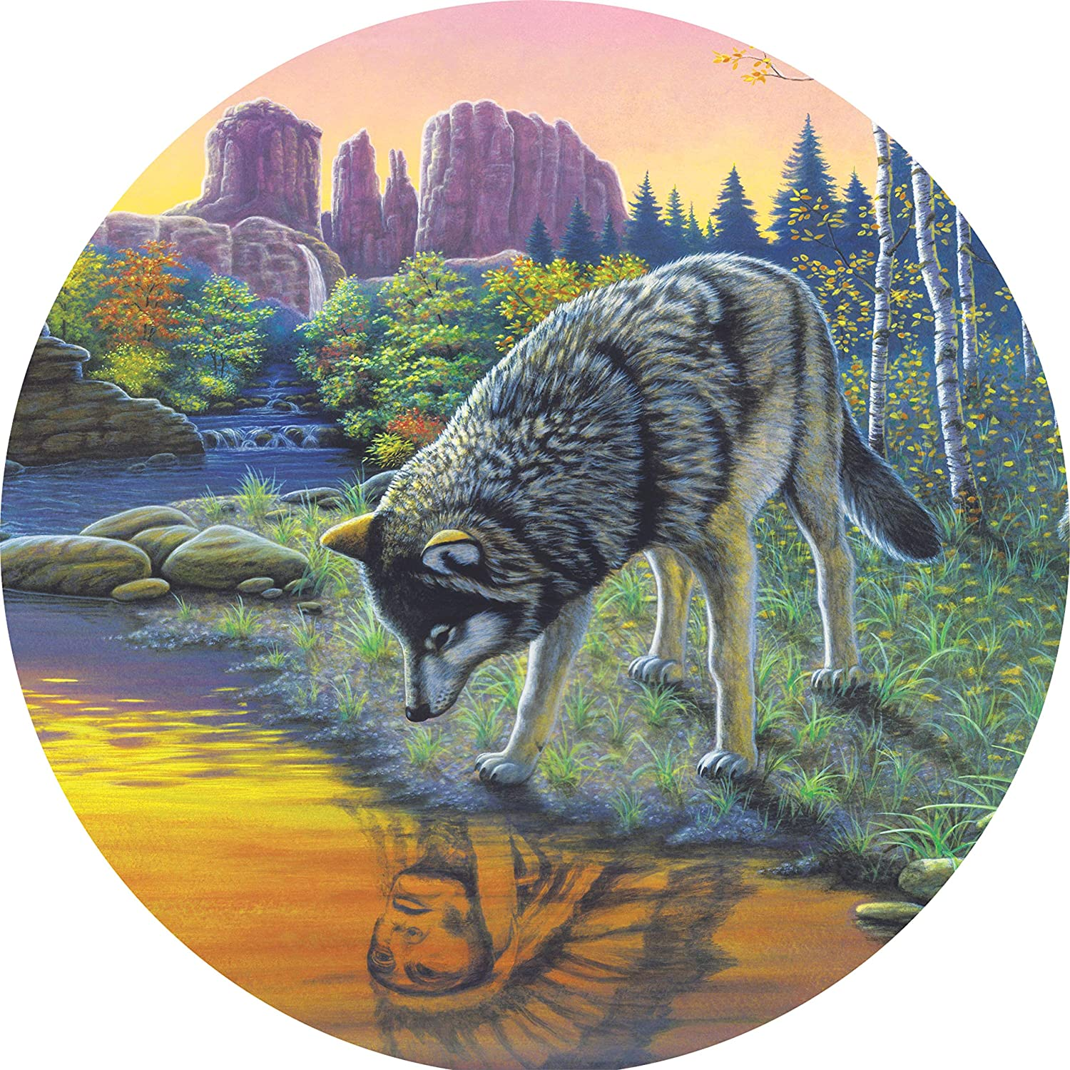 Super Special SALE held TIRE COVER CENTRAL Wolf Indian Inexpensive Reflection tire Spare River Cover