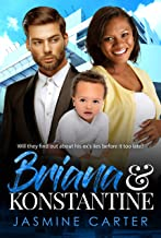 Brianna and Konstantine: Clean BWWM Pregnancy Romance (Clean Love Series Book 2)