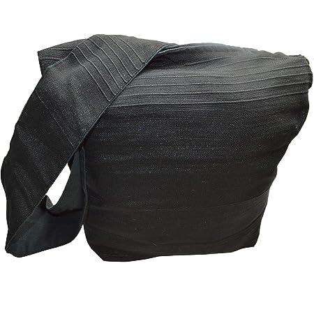 Yogi Tasche Handtasche Freizeitttasche im Indi Style Schwarz T-805